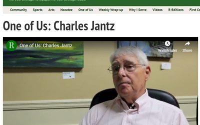 One of Us: Charles Jantz