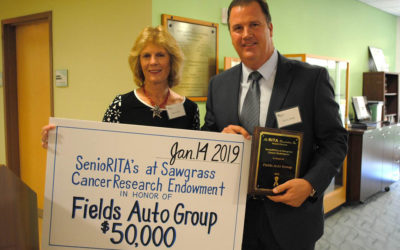 Endowment in Honor of Fields Auto Group